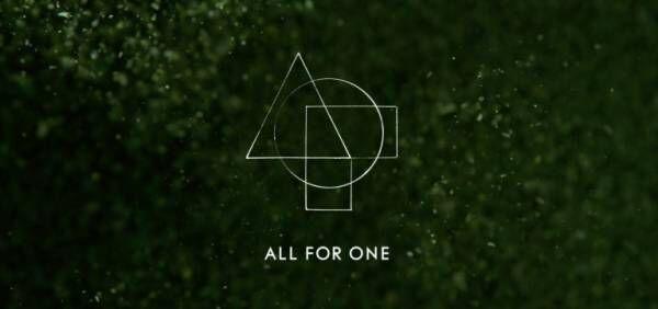 0.03%の希少な抹茶を使用!「抹茶の、再発見」をテーマに新プロジェクト〈ALL FOR ONE〉始動。