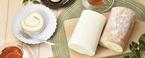 「白い恋人」の〈ISHIYA〉より新登場した「北海道しあわせロール」を実食。