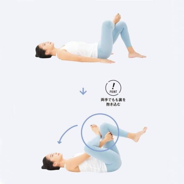 ベッドで10分の新習慣!ずぼらさんでも続けられるシンプルな快眠ストレッチ法。