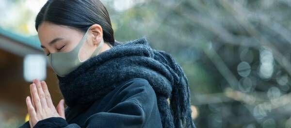 初詣はマスク着用がマナーに!知っておきたい4つの「新しい参拝マナー」。