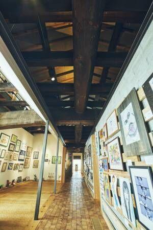 【福島】築140年の酒蔵を生かした〈はじまりの美術館〉へ。人のつながりから生まれる豊かさを体感。