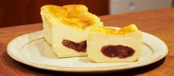和スイーツブランド〈あんこと〉がデビュー!第1弾「あんこチーズケーキ」の試食会を開催。