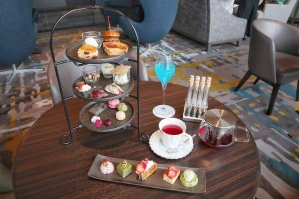 3月のテーマは苺づくし!〈ザ ロイヤルパークホテル アイコニック 大阪御堂筋〉のアフタヌーンティーで苺を堪能。