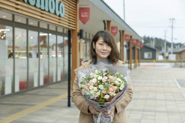 東北で活躍し、東北を愛する人たち。/〈fuku farming flowers〉代表・福塚裕美子さん『一度は離れ、夢を叶える場所として再び移住。』