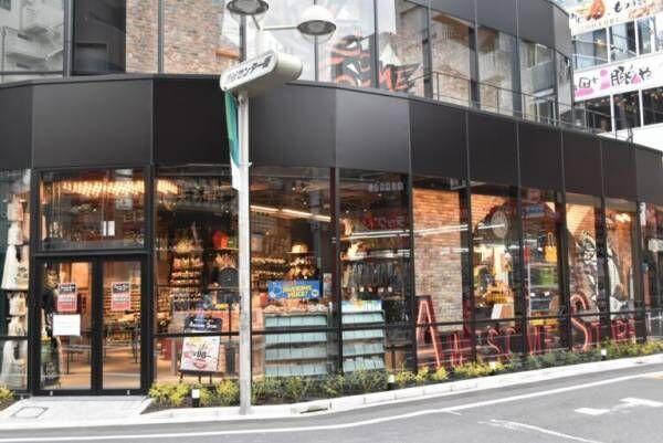 シェア&レコメンド型ライフスタイルショップ〈AWESOME STORE〉が渋谷に登場!