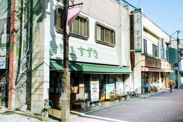 街の歴史と、店の歴史と。〈夢彩菓すずき〉のものづくりと商いのあり方。