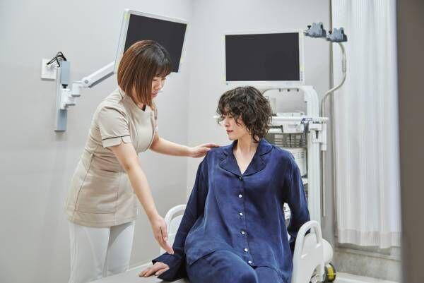 女性専用人間ドック〈クレアージュ東京 レディースドッククリニック〉が有楽町に開業。