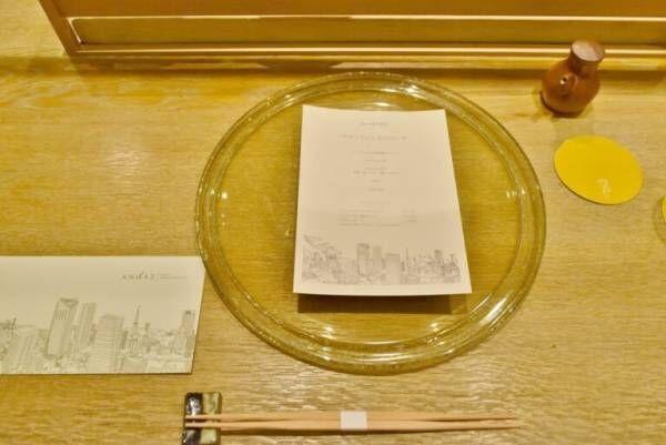 アンダーズ 東京の〈the SUSHI〉で贅沢な「サクラちらし寿司 ランチ」を堪能。