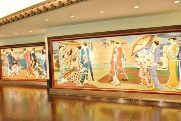 〈ホテル雅叙園東京〉で優雅にアフタヌーンティーと百段階段見学。