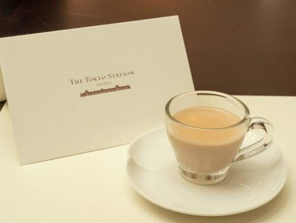 大人気のアフタヌーンティーが春メニューに!〈東京ステーションホテル〉の「ペントハウス アフタヌーンティー」。
