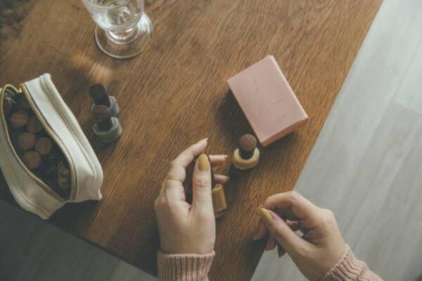 爪に優しいネイルポリッシュ3選。指先に色を取り入れておしゃれを楽しもう!