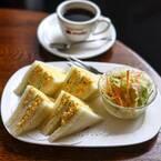 こだわりの朝食メニューと淹れたての珈琲をいただく。【京都】老舗喫茶店〈COFFEE HOUSE maki〉へ。