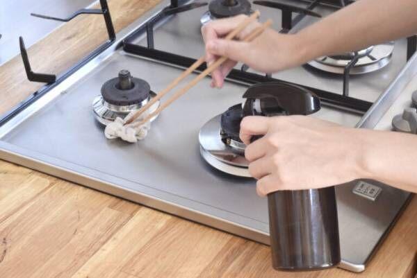 水回り掃除の基本はたったの3つ!?少ない道具でできるキッチン&バスルームの掃除術。