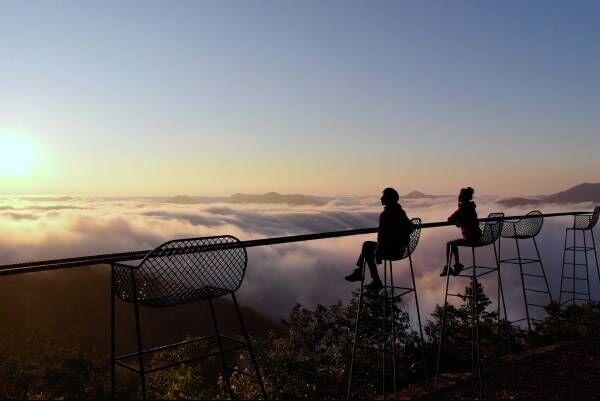 自然が起こす奇跡・雲海とリッチな食事で非日常へ。〈星野リゾート トマム〉2泊3日の旅【前編】