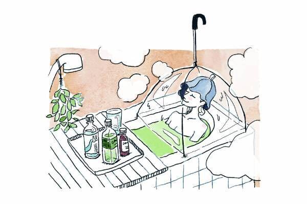 家のお風呂で「おうちサウナ」が叶う!サウナ大好き芸人のおすすめグッズ&押さえたいポイント。