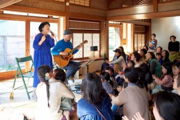 上石神井のイベントスペース〈東京おかっぱちゃんハウス〉が目指すのは、誰もがくつろげる居心地のいい場所。