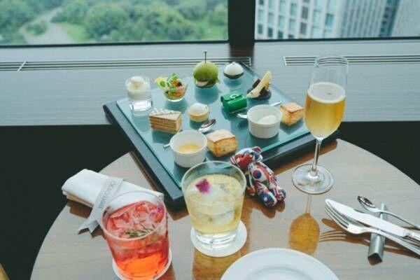 惚れ惚れする美しさ。〈JIMMY CHOO〉と〈コンラッド東京〉の豪華すぎるコラボアフタヌーンティーが登場!