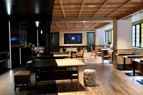 2021年6月オープンの〈ザ ロイヤルパーク キャンバス 京都二条〉でひとりステイを満喫。