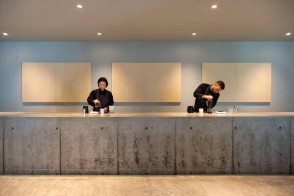 まるでコーヒーの実験室!〈OGAWA COFFEE LABORATORY 下北沢〉がオープン。