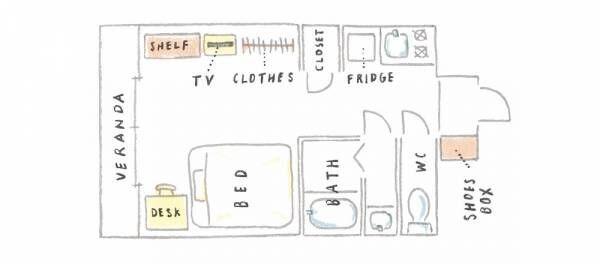 働く女子のお部屋チェック!コロナ下でも災害にも強い部屋づくり。【vol.1】弁護士・菅原草子さん