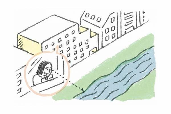 """住んでいる家のリスクを把握しよう!都市で暮らす女性のための""""はじめての防災""""。"""
