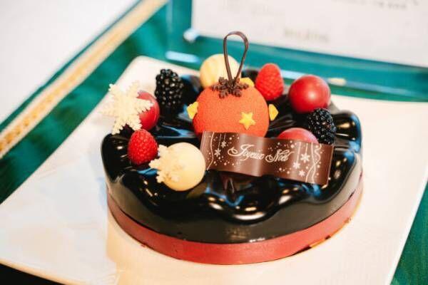 10月1日予約スタート!〈ロイヤルパークホテル〉の新作クリスマスケーキ試食レポート。