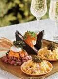 黄金に色づく、いちょう並木沿いのテラスで楽しむ。【キハチ 青山本店】で「シャンパンテラス」が期間限定開催