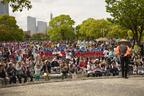 ダウン症の子どもたちと歩く「バディウォーク in ヨコハマ」が4/22に開催!