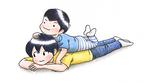 あるときはお兄ちゃん、あるときは赤ん坊?発達がゆっくりな息子カムと過ごして感じたこと