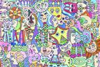パラリンアート世界大会2018が初開催!アンバサダーはお笑いタレント麒麟 川島明さん