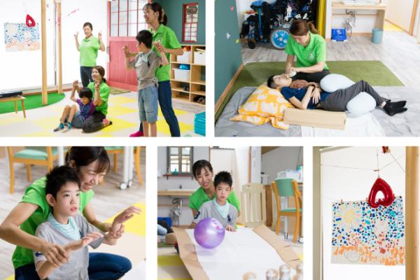 医療的ケア児から発達障害児まで!看護師やPT・OT・STらによる手厚い支援を実現、児童発達支援・放課後等デイ「チャイルドケアハース」の画像