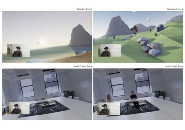 最新テクノロジーが吃音ケアを変える⁉︎疑似体験で苦手克服を目指す「VRアプリ」実用化 への画像