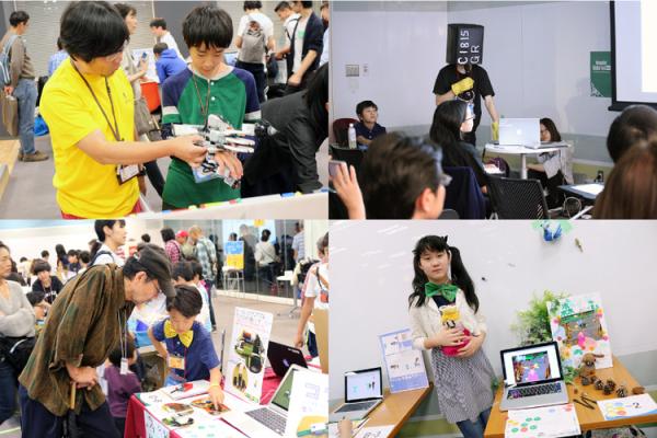 ロボットやゲーム好きな子、集まれ!プログラミング体験できる「ワンダーメイクフェス5」2/9、10開催の画像