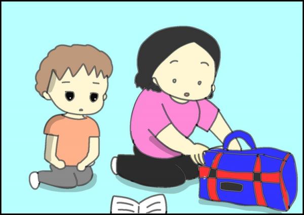 1年ぶりの宿泊学習へ!ドキドキの行事を乗り越えた自閉症長男の、大きな成長の画像