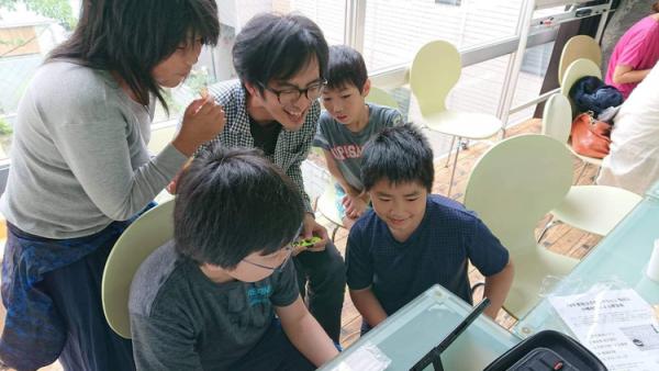 自信も友達も、ゲームを通したコミュニケーションで――1000人の子どもとの出会いで実感した、好きや得意の力の画像