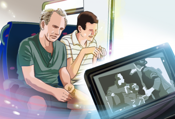 自閉症スペクトラムのわが子との平穏な生活に訪れた変化、そのとき父親がくだした決断は?イスラエル映画『旅⽴つ息⼦へ』が公開の画像