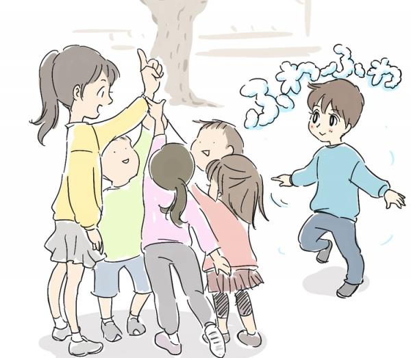 もっと公園で遊んでくれたら…ASD長男の気になる友達付き合い。「みんなと遊べる日」はくる?の画像