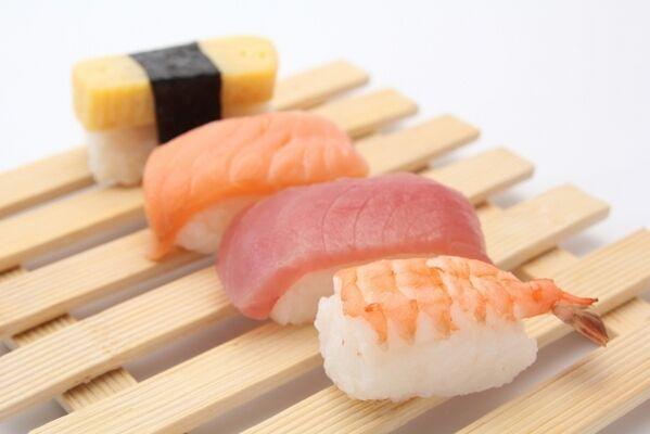 レジスタントスターチがポイント!「お寿司ダイエット」