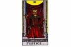 感情に流されない!『正義』のカードに秘められた恋愛に役立つメッセージと相性占い