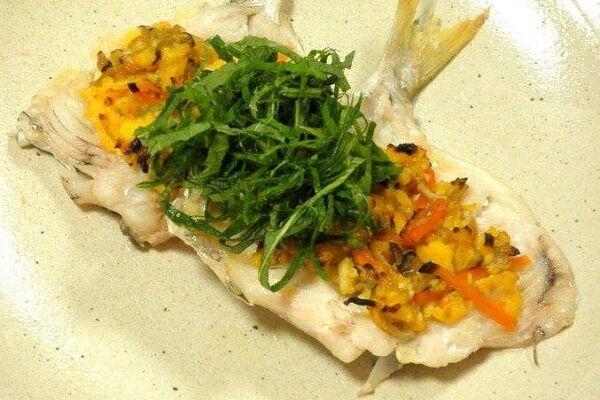 【ムーンダイエット】3月の満月和食は「小鯵のけんちん蒸し」