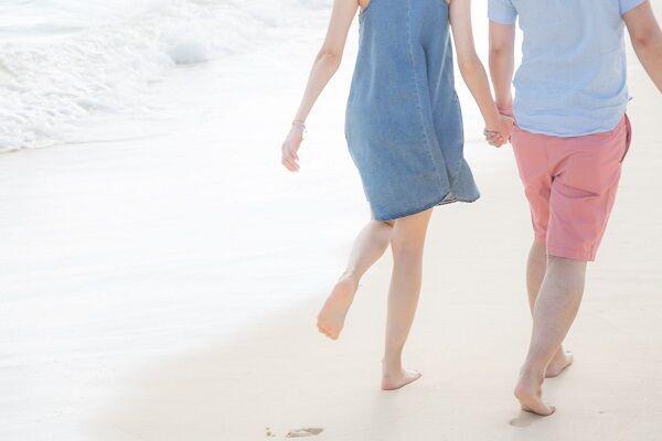 日帰りでも楽しめちゃう!海デートは「大洗サンビーチ海水浴場」