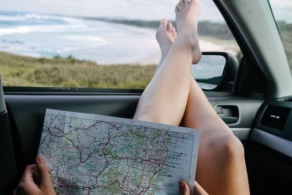 デートもネタ切れ・・・!じゃあ、彼氏とドライブとかどう?