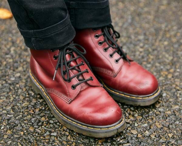 「ドクターマーチン」に注目! ベビーからパパまで、家族みんなが履ける名品ブーツ