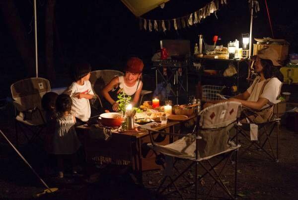 子連れ旅はキャンプが楽しい! 先輩ママたちのキャンプのすすめ
