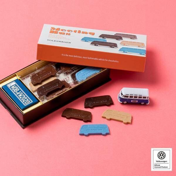 子どもとバレンタインに楽しみたい! おいしくてキュートなチョコレート 10選