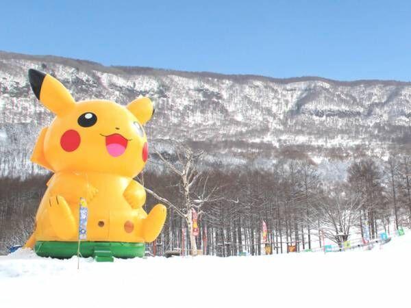 まだ間に合う! 雪遊びにおすすめ キッズパークのあるスキー場