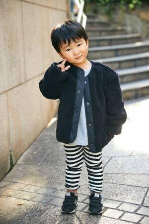 『ユニクロ』のボアジャケットが親子コーデに大人気! ママ・キッズ・ベビーの注目3アイテム。