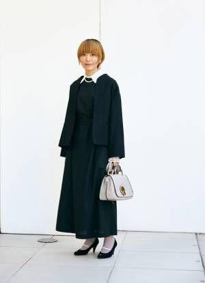 卒園式・入学式のおしゃれママコーデ! こなれ見えするスーツ・ワンピースの着こなしテクニック