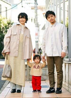春の最新! 親子コーデのNEWルール【Part.4 パパ編】