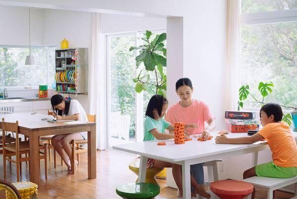 家族で過ごす家が好き! 【Vol.1 小川さん邸】